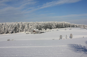 Winter-Landschaft