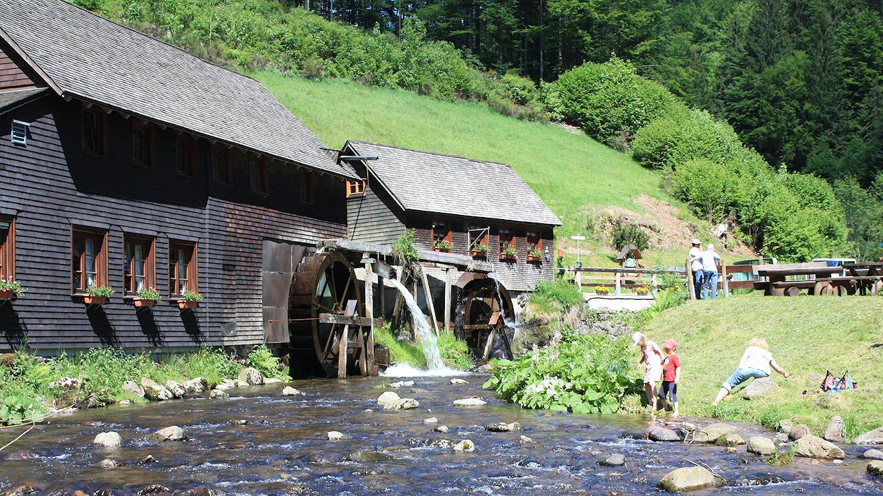 Frauen aus Furtwangen im Schwarzwald