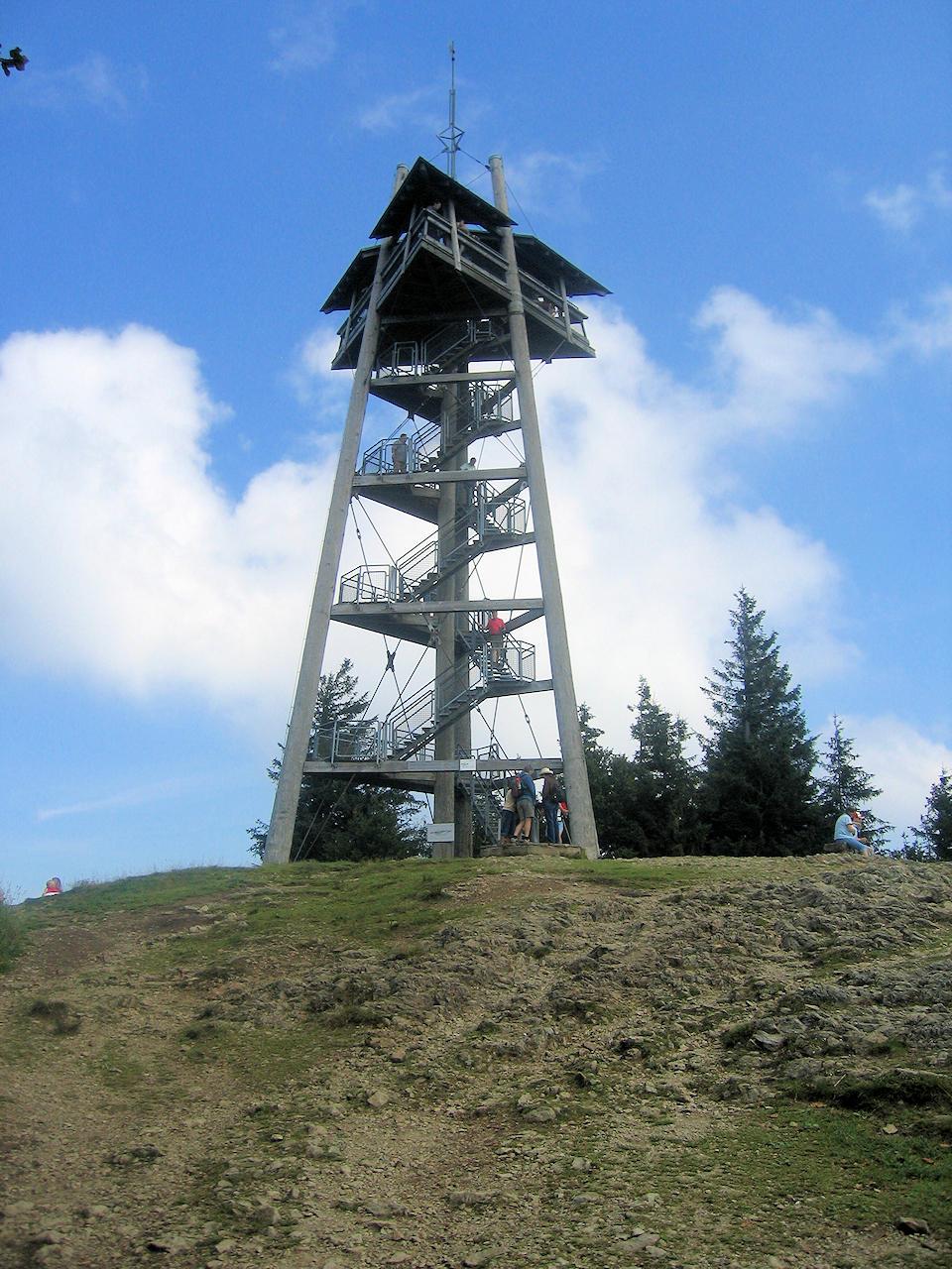 Berge Um Freiburg Karte.Der Schauinsland Einer Der Schonsten Aussichtsberge Im